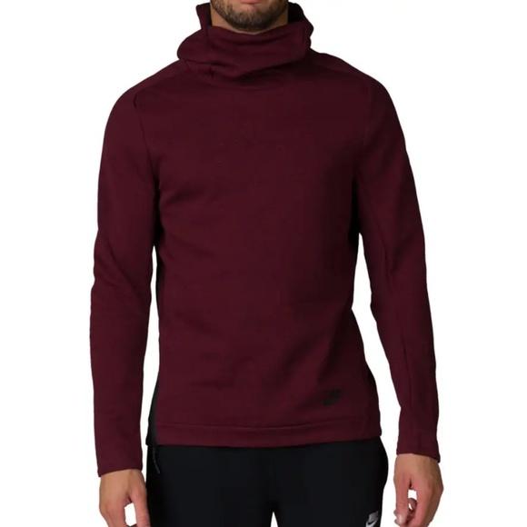 17d14b48046a NWT Men s Nike SW Tech Fleece Pullover Hoodie Sz M